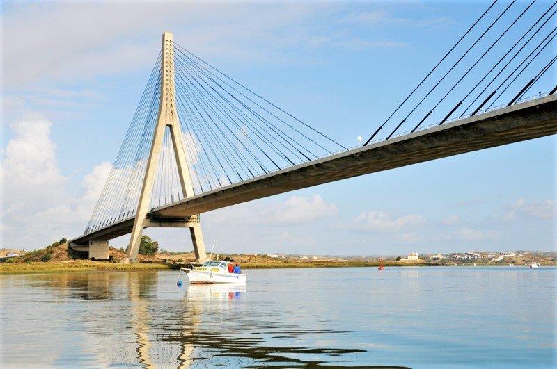 Algarve News zu Castro Marims Beitritt zu nautischer Station am Rio Guadiana