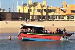 Algarve News zu Unfall mit Ausflugsboot vor Portimao
