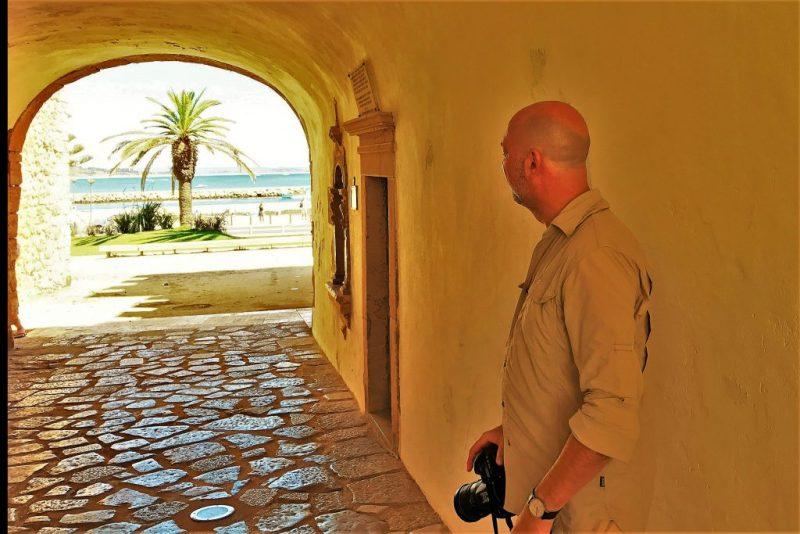 Lost in Fuseta-Autor Gil Ribeiro setzt auf genaue Ortskenntnis der Schauplätze seiner Krimis
