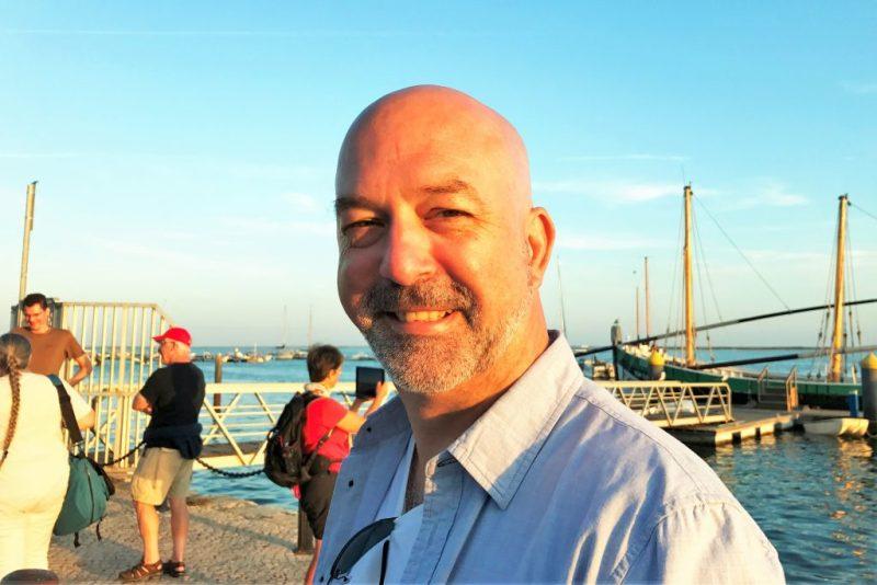 Lost in Fuseta-Serie von Portugal-Krimis schreibt Autor Gil Ribeiro in Kenntnis der Schauplätze