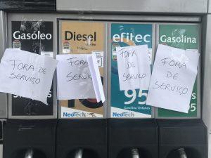 Algarve News über Verbesserung der Kraftstoff-Versorgung nach Tankwagenfahrer-Streik