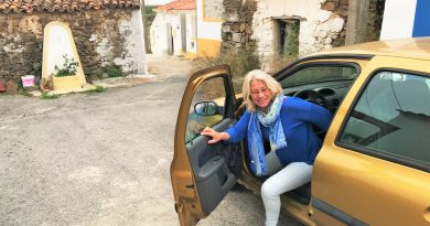 Bettina Haskamp lebt als Autorin von Algarve-Krimis in der Nähe von Alcoutim auf dem Lande