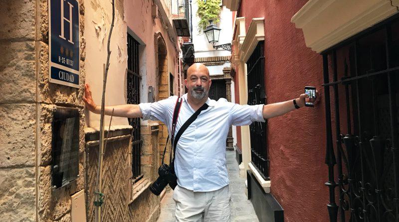 Lost in Fuseta-Reihe an Portugal-Krimis schreibt der Autor Gil Ribeiro