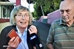 Maas besuchte Unglücksstelle des Busunglücks auf Madeira, bei dem es auch Überlebende gab
