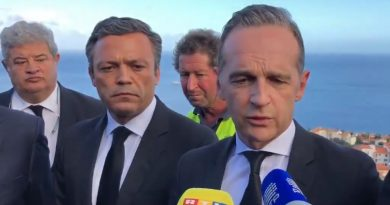 Maas besucht Madeira und spricht mit Angehörigen der Opfer des Busunglücks