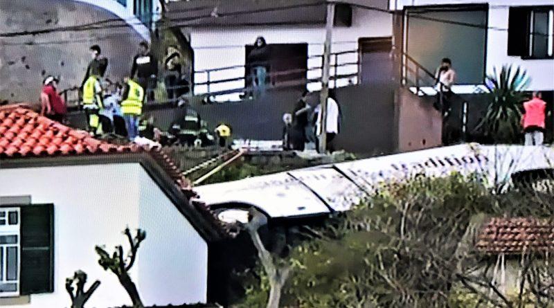 Madeira erlebte ein tragisches Busunglück mit deutschen Todesopfern
