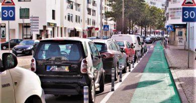 Radweg in Quarteira stößt auf Bürgerprotest