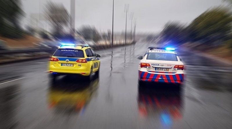 Unfall mit Mietwagen bedeutet in Portugal die Polizei hinzuzuziehen