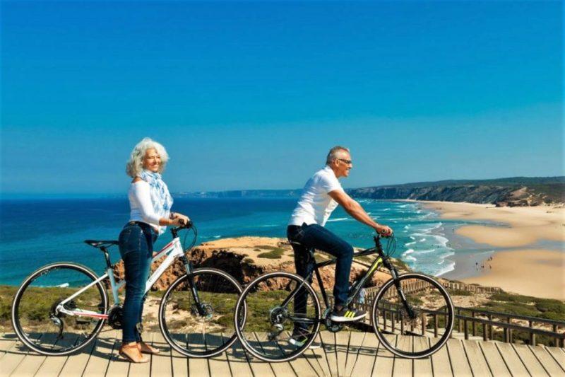 Wanderwege und Radwege im Westen von Algarve und Alentejo stark ausgebaut