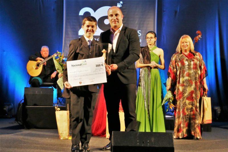 Fado-Wettbewerb in Vila do Bispo von Neuntklässler gewonnen