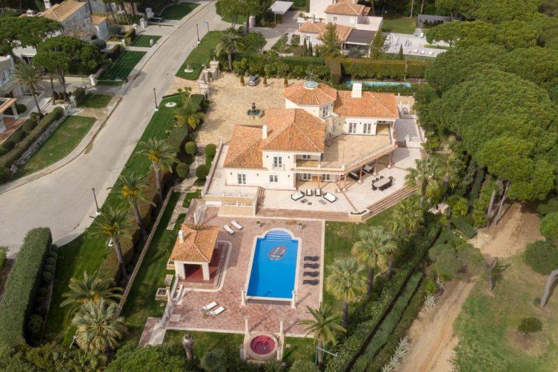 Traumhaus Villa San Lorenzo online und ohne Mindestgebot versteigert von US-Unternehmen