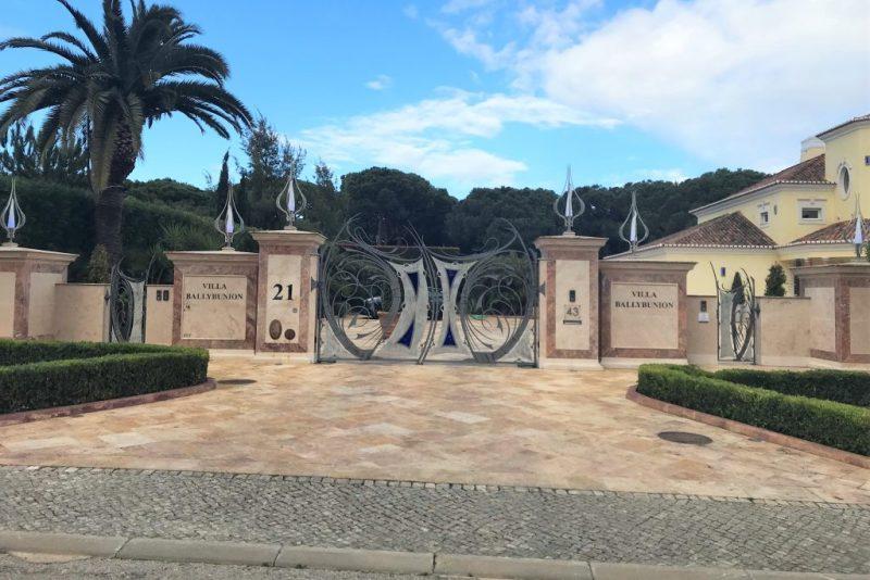 Versteigerung verschafft Zugang zu Luxus-Villa San Lorenzo an der Algarve