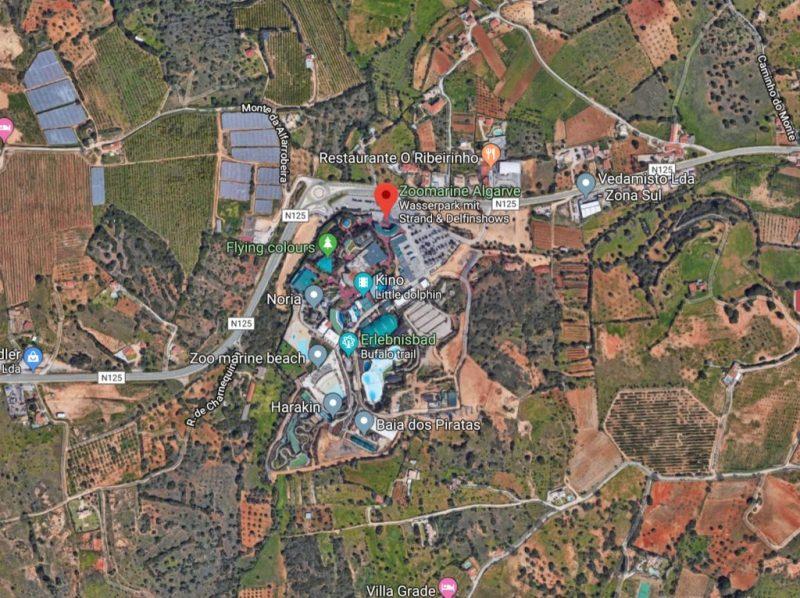 Algarve News zu Vergrößerungsplänen des Themenparks Zoomarine an der Algarve