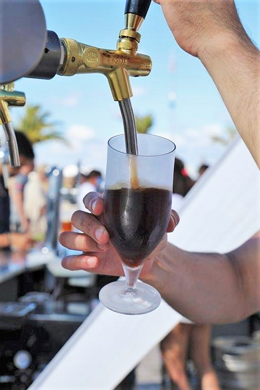 Algarve-Juni 2019 mit Bier-Festivals in Porches und Lagos