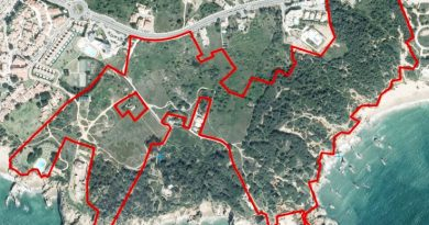Hotel-Projekt auf den Klippen der West-Algarve bei Alvor durch CCDR gestoppt