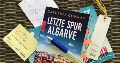 Rezension von Marion Allgaier zum Algarve-Krimi Letzte Spur Algarve aus dem Rowohlt-Verlag