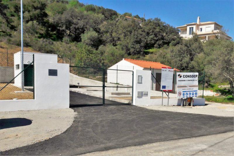 Algarve News zu neuer Kläranlage im Kreis Alcoutim
