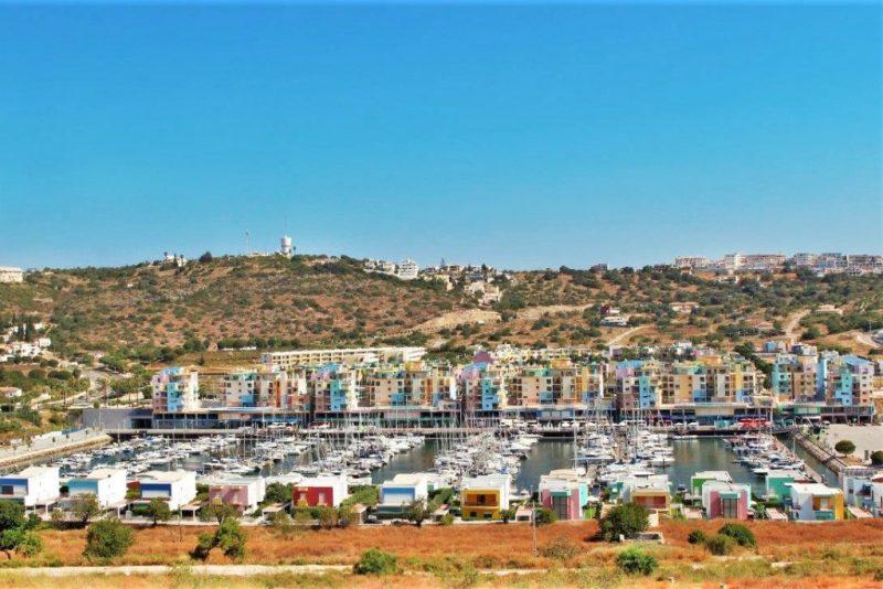 Algarve-Juli 2019 mit Jagdmesse im Yachthafen von Albufeira