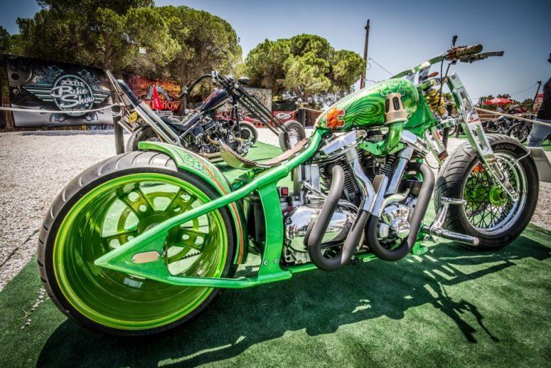 Algarve-Juli 2019 mit Motorradfahrer-Treffen in Faro
