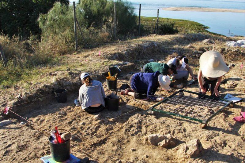 Algarve News zu archäologischen Ausgrabungen in Cacela
