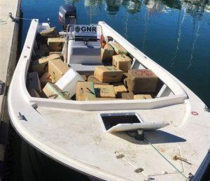 Algarve News zu Haschisch-Schmuggel nach Spanien