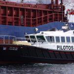 Algarve News zu brennendem Lotsenschiff in Sines