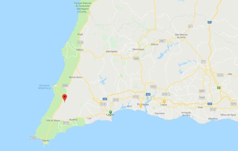 Freund der Österreicherin Julia W sucht an der West-Algarve bei Pedralva nach ihr