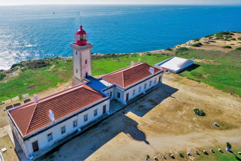 Algarve News zu Leuchtturm-Besichtigung in Alfanzina bei Carvoeiro