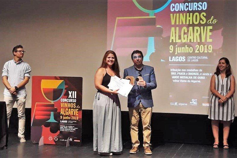Algarve News über Medaillen für Siegerweine der Region