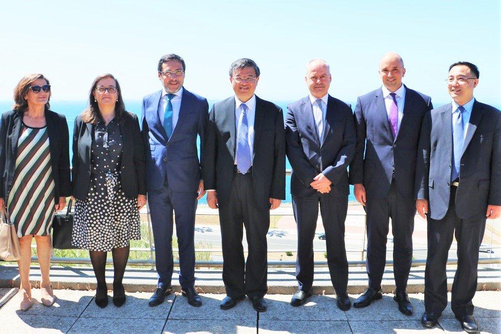 Ausbau des Hafens von Sines auch für Container-Fracht im China-Verkehr