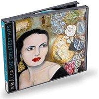 Amalia Fado CD Cover
