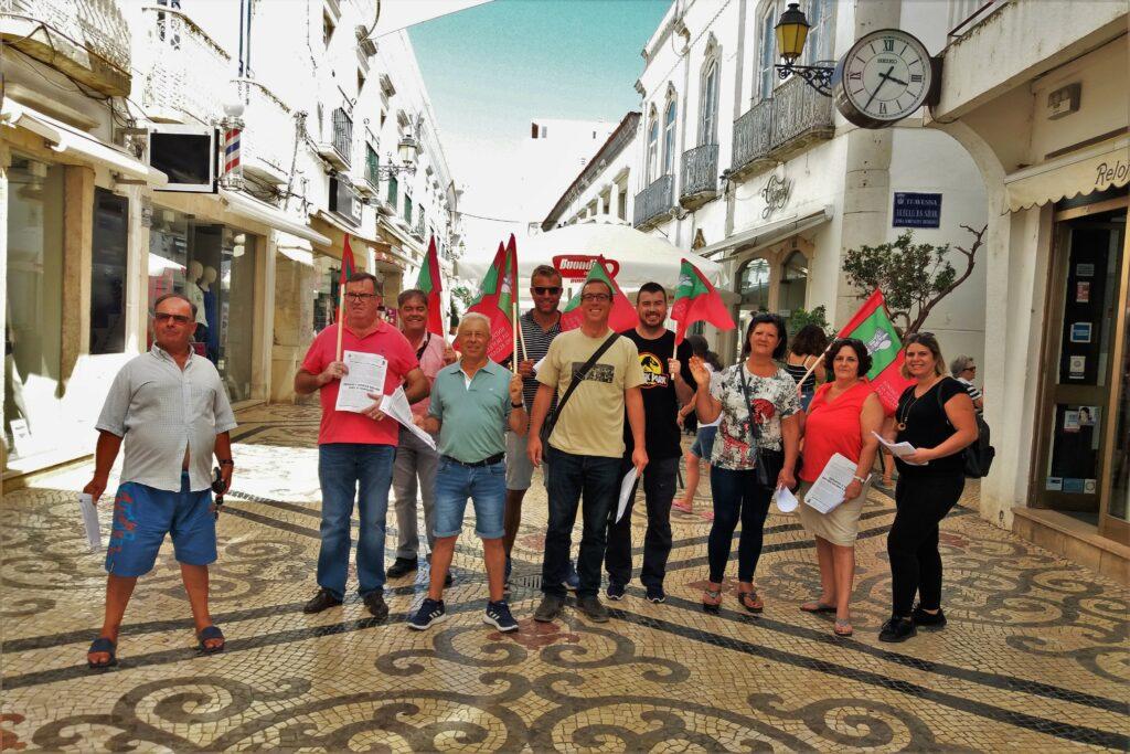 Algarve News über Forderungen der Hotel- und Gaststätten-Arbeiter