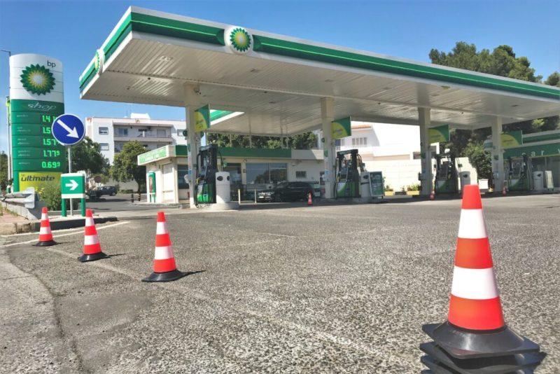 Algarve News über Vorboten des Tankwagenfahrer-Streiks im August 2019