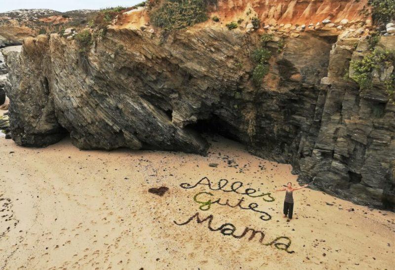 Julia W aus Österreich verschwand an der Algarve nach Gruß an die Mama