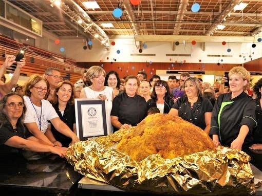 Algarve News über Süigkeit aus Lagos im Guinness-Buch der Rekorde