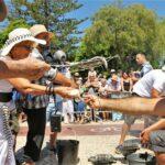 Historische Sardinen-Anlieferung startet Algarve-Festival