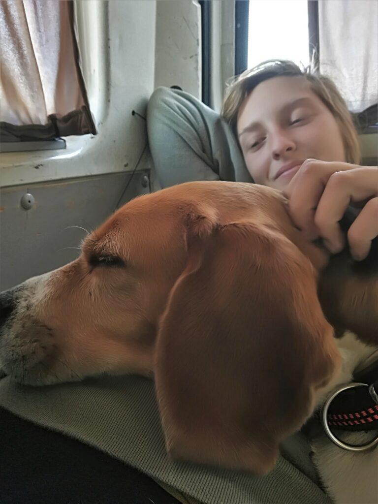 Julia W. mochte den Hund ihres belgischen Ex-Freunds Tybo G.