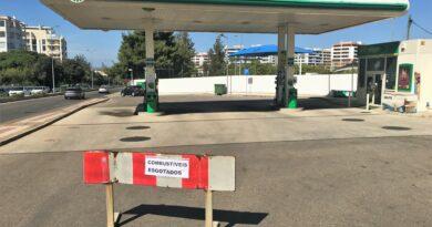 Portugal-Verkehr durch streikbedingte Treibstoff-Engpässe an Tankstellen behindert