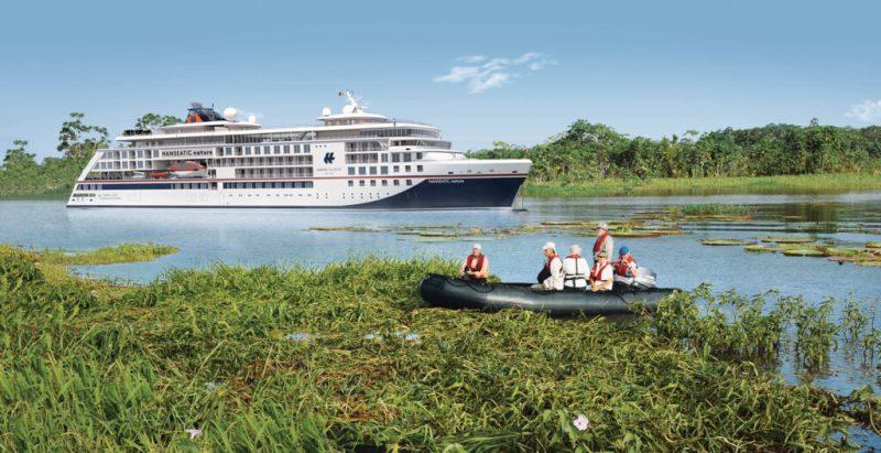 Algarve News zu Jungfernfahrt der Hanseatic Inspiration nach Portimão an die Algarve