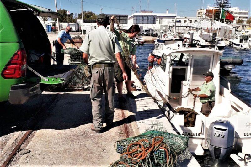 Algarve News zu Aktion gegen illegale Fischerei in Naturschutzgebiet der Algarve