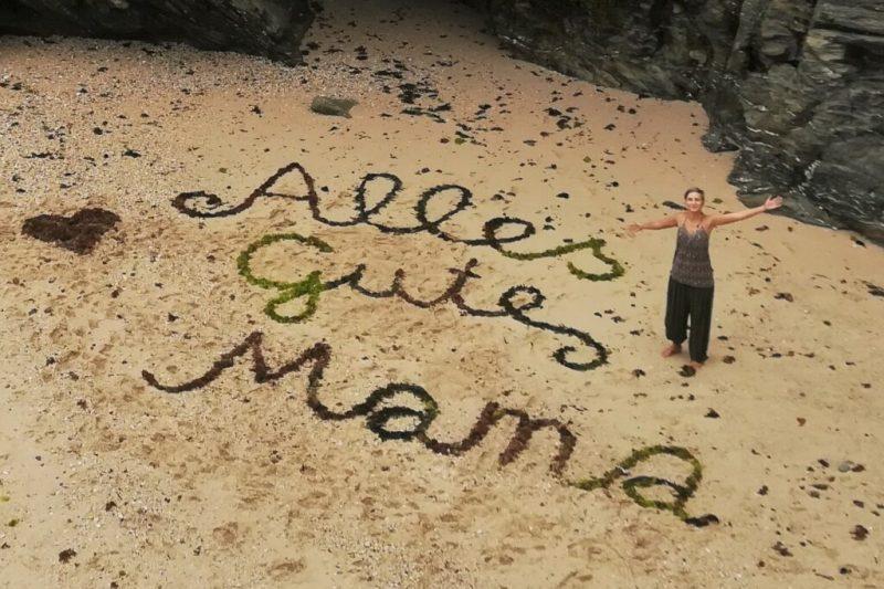Algarve-Vermisstenfall Julia W. mit Fotogrüßen an die Mutter
