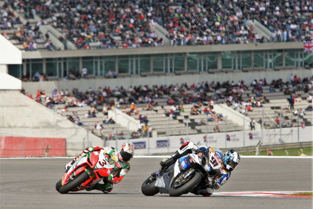 Algarve-September 2019 mit Superbike-WM auf dem Autodromo in Portimao