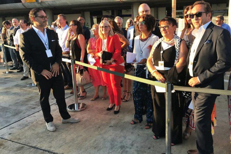 Welttourismustag an der Algarve in Faro mit viel Prominenz begangen
