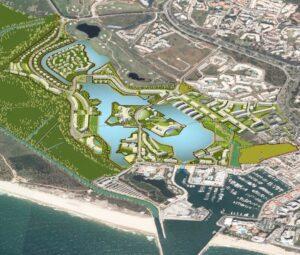 Algarve News zu Projekt am Vilamoura-See an der Algarve