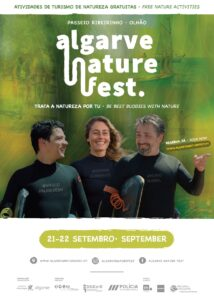Algarve-September 2019 mit Algarve Nature Fest in Olhao