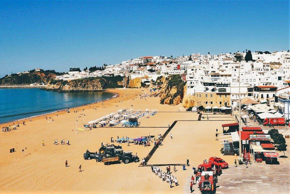 Thomas Cook-Alternative auch in Algarve-Tourismushochburg Albufeira gesucht