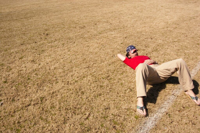 Wasserknappheit an der Algarve lässt auch Sportflächen austrocknen