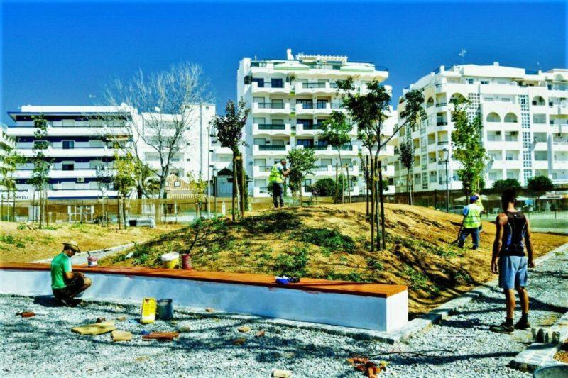 Algarve News zu neuer Uferfront in Monte Gordo