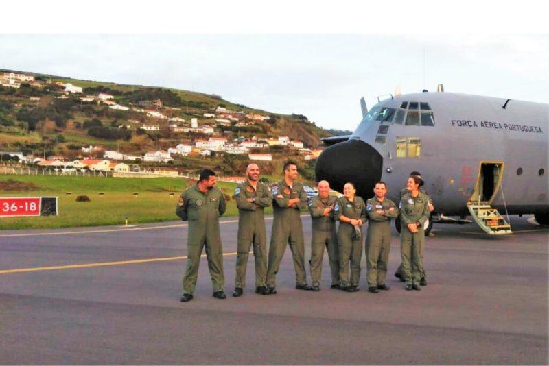Algarve News zu Mithilfe der Streitkräfte beim Wiederaufbau nach Schäden durch Wirbelsturm Lorenzo