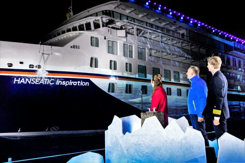 Algarve News über Kreuzfahrtschiff Hanseatic Inspiration